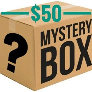 🛍 Mystery BUNDLE ( 10 items for $50 )